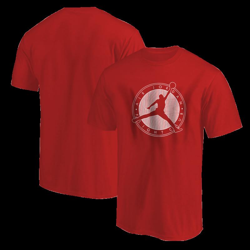 Jordan Flight Club Tshirt (TSH-PRP-6-PLYR-JRDN-FLGHT-BYZ)