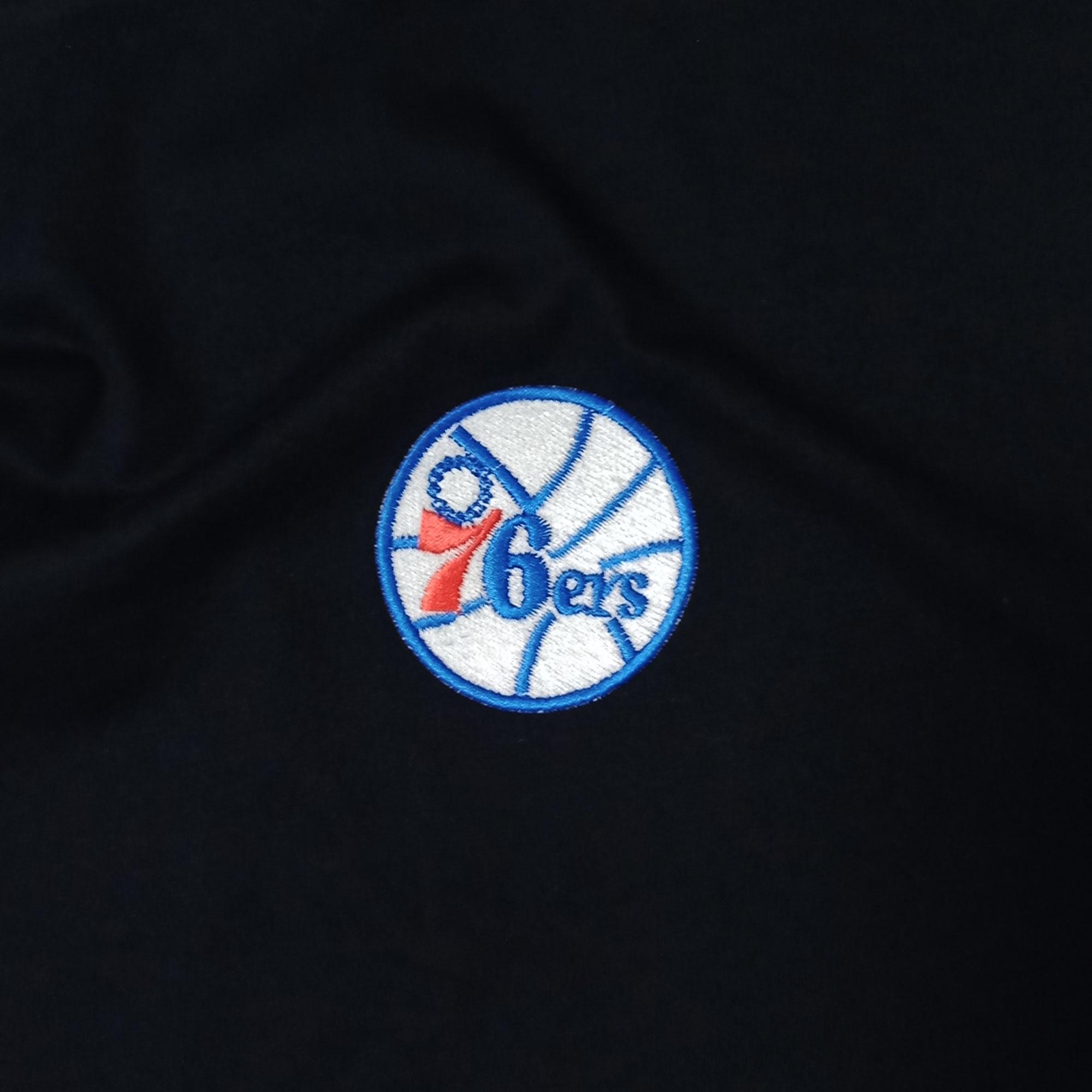Philadelphia 76ers Philadelphia Basic (Örme)  (BSC-BLC-EMBR-Philadelphia)