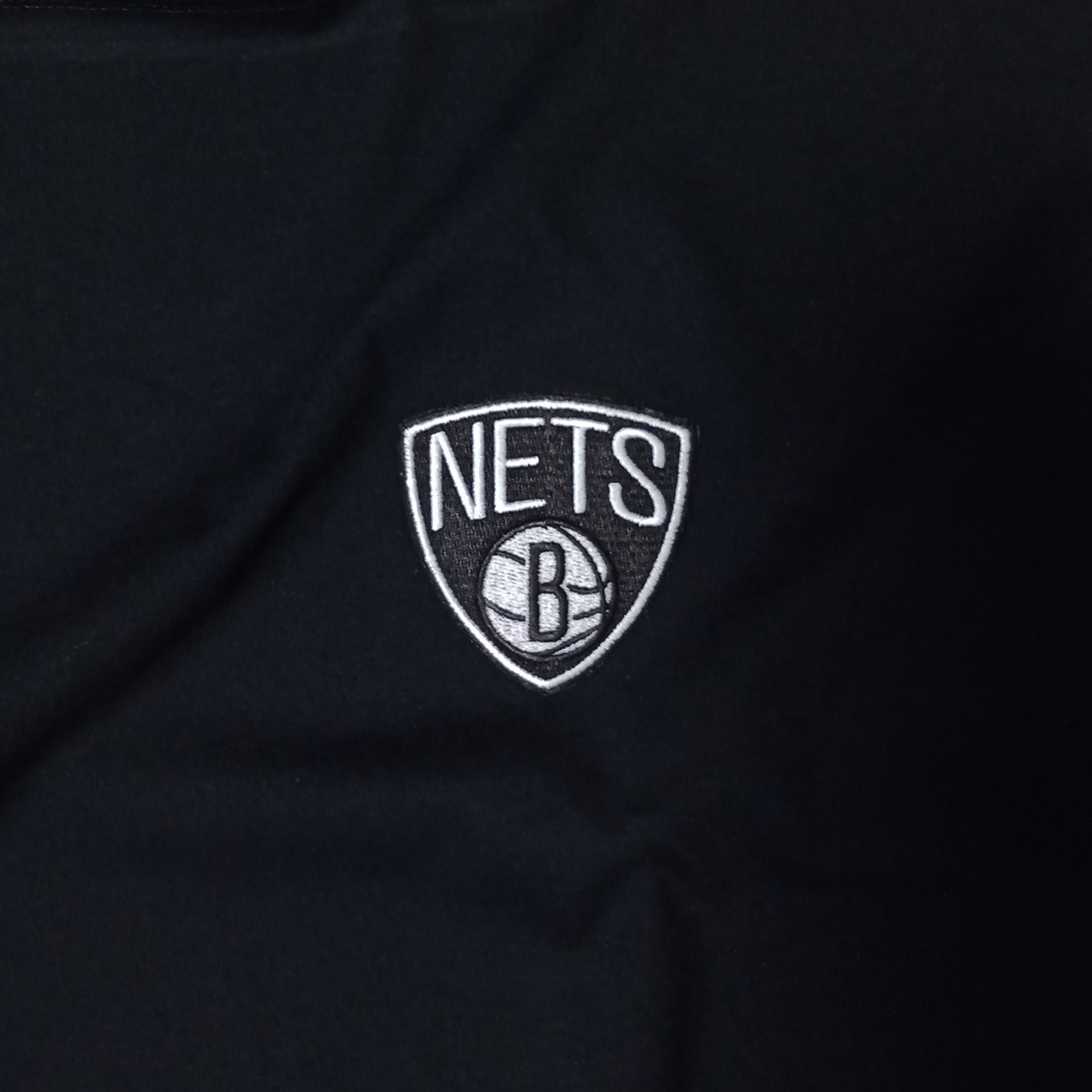 Brooklyn Nets Basic (Örme)  (BSC-GRY-EMBR-BRK.NETS)