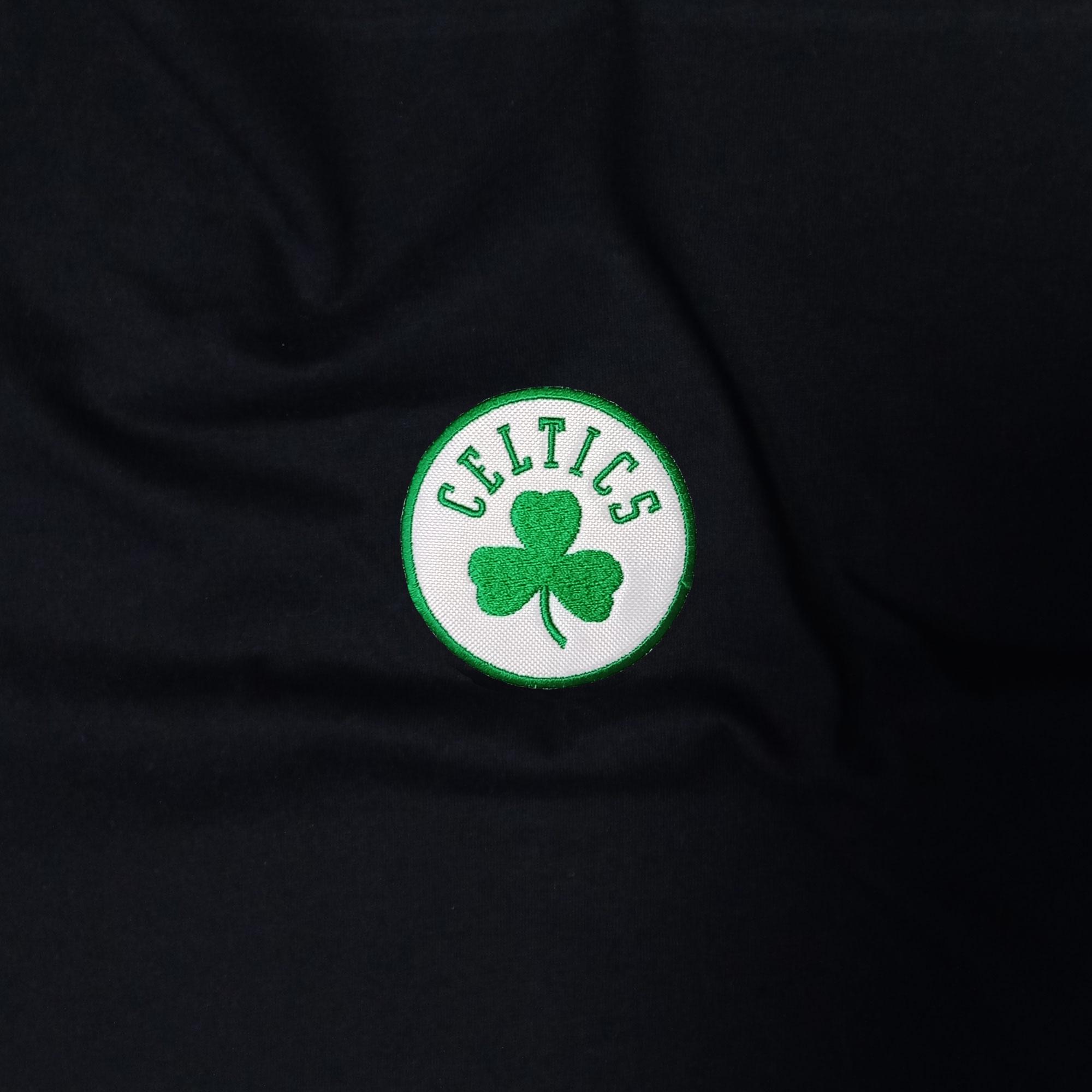 Boston Celtics Basic (Örme)  (BSC-GRY-EMBR-CELTICS)