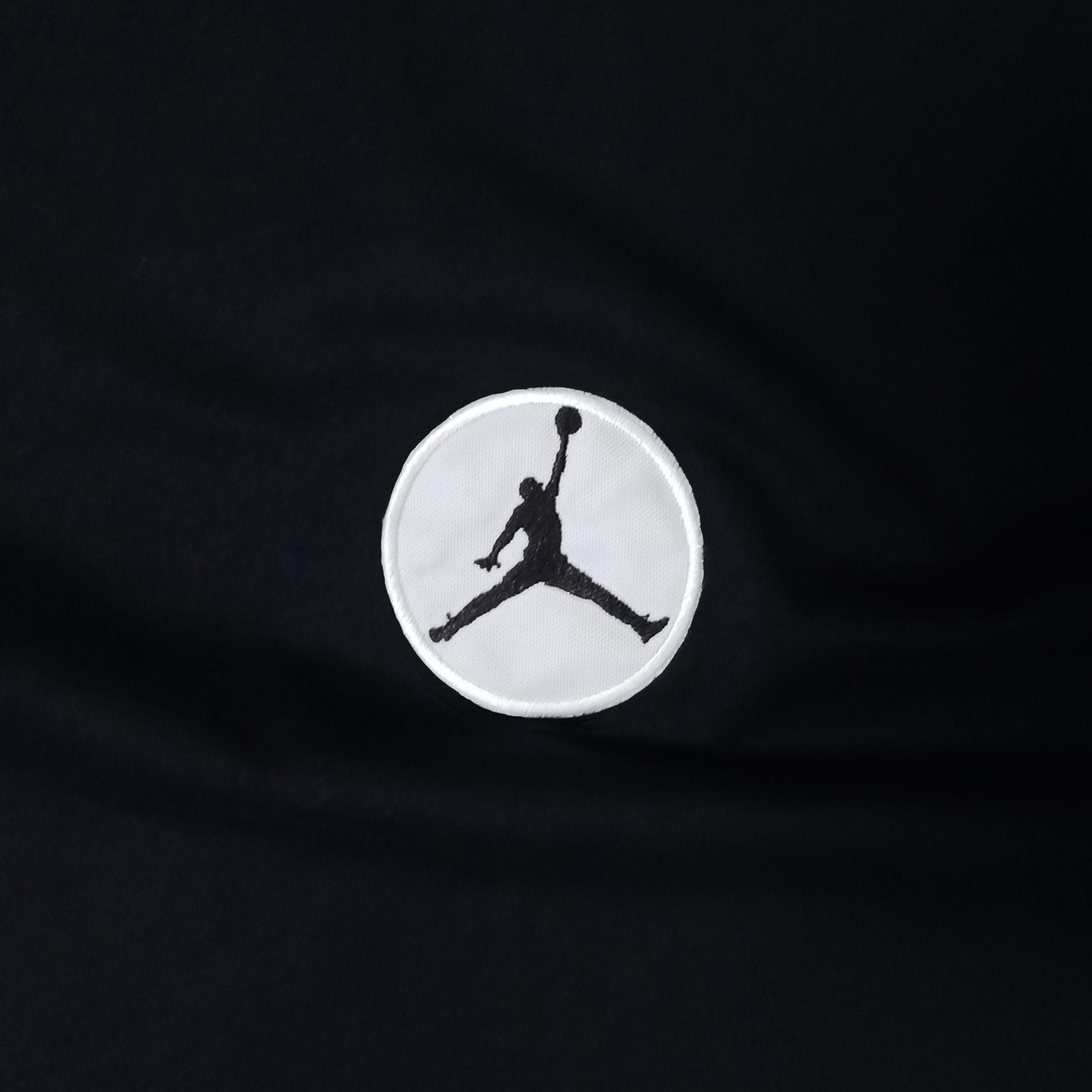 Air Jordan  Jordan Basic (Örme)  (BSC-BLC-EMBR-JORDAN-WHT)