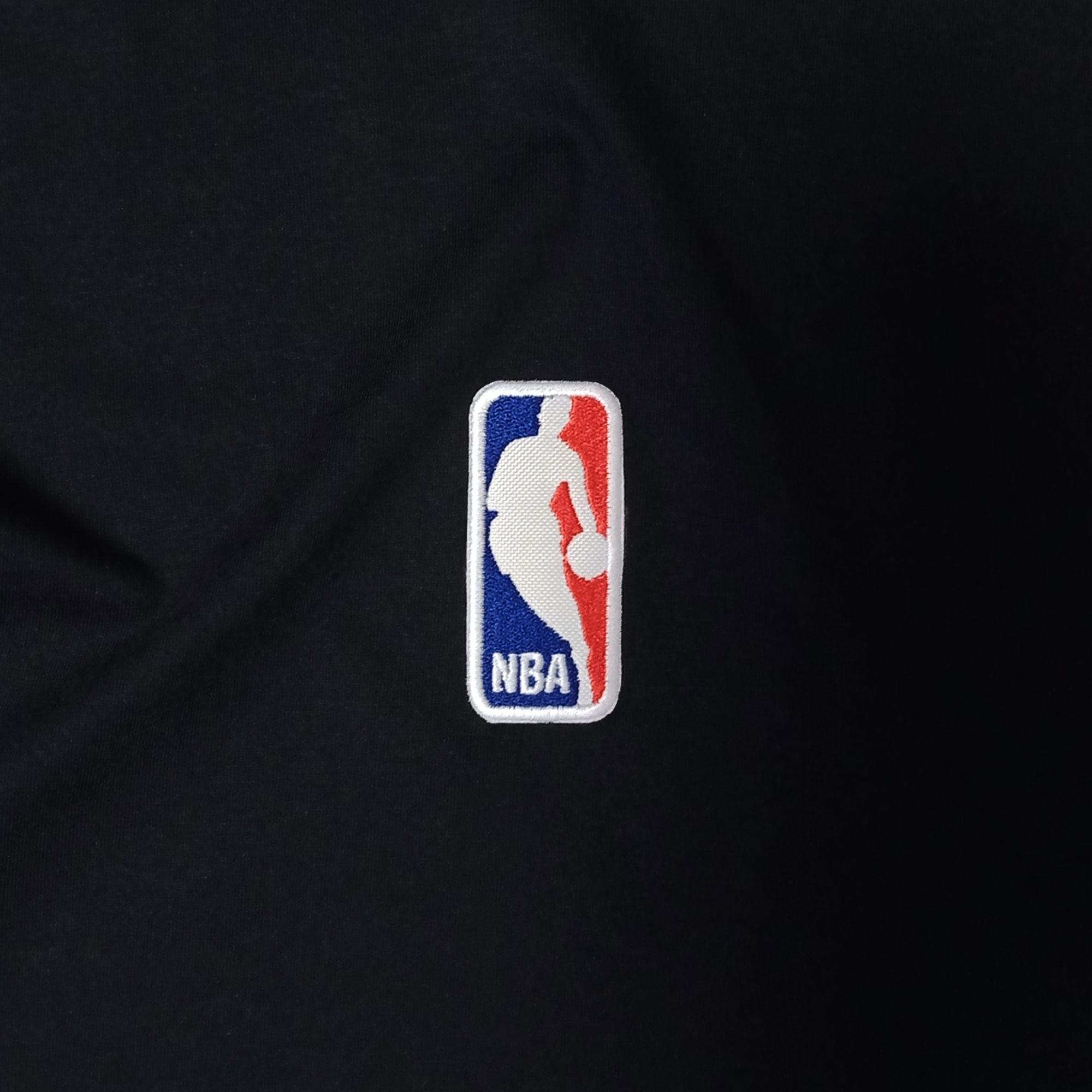 Nba Logo Gear NBA Logo Basic (Örme)  (BSC-BLC-EMBR-NBA-LOGO)