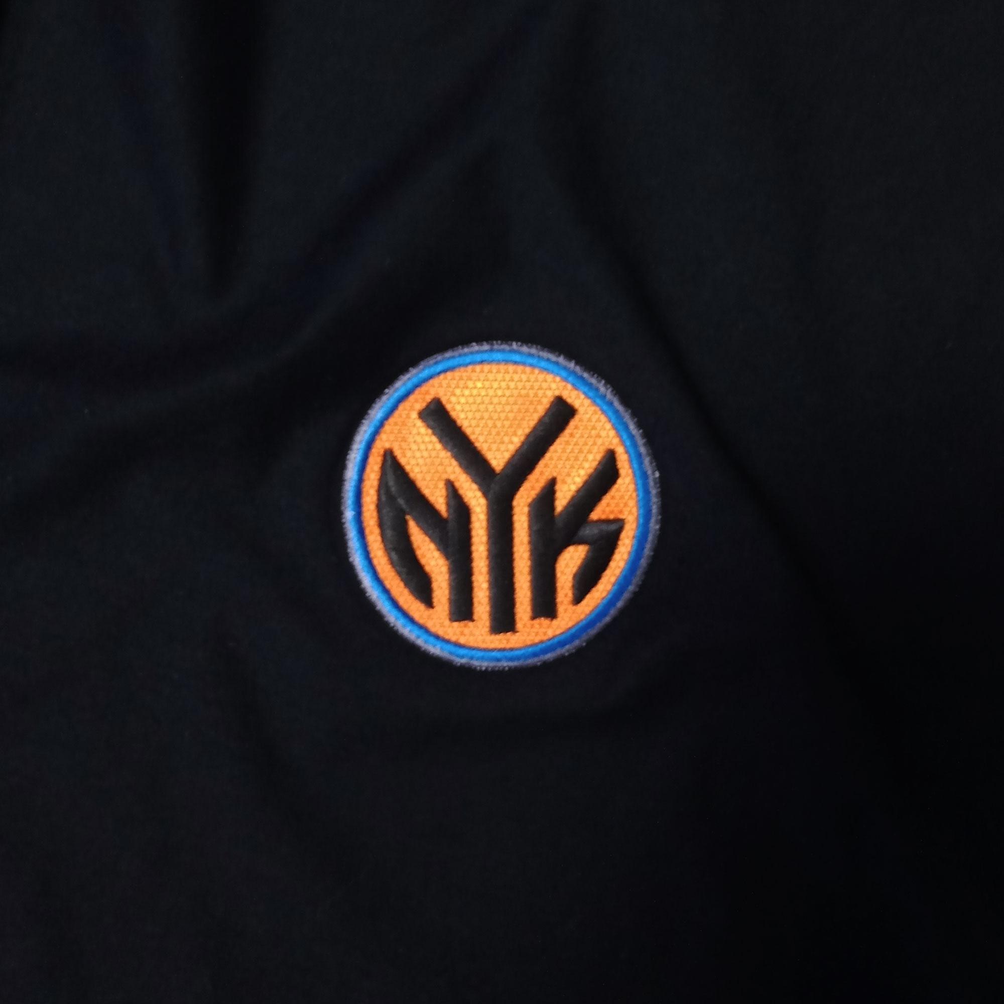 New York Knicks Basic (Örme)  (BSC-BLC-EMBR-NY.KNICKS)