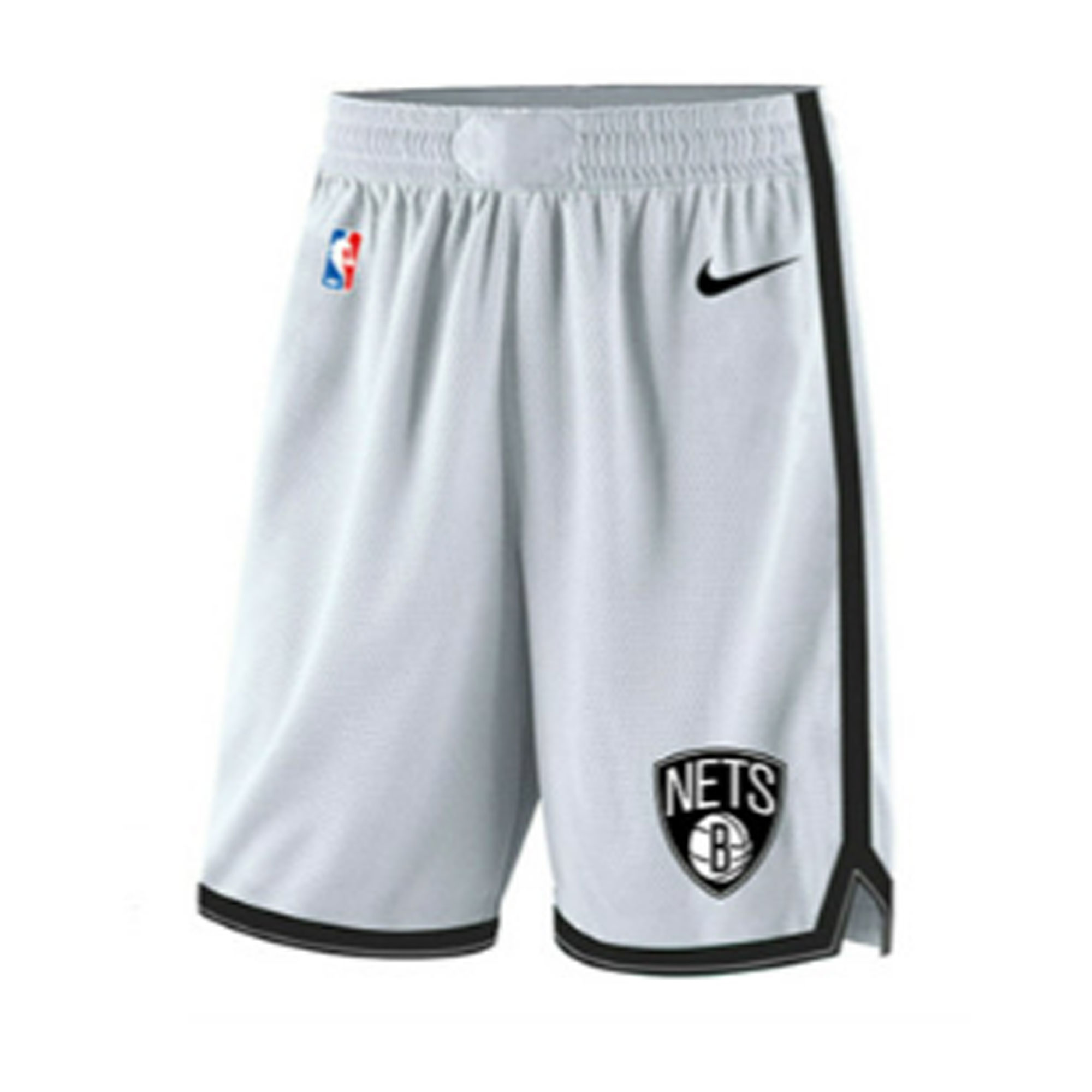 Brooklyn Nets Short (SRT-WHT-NETS)