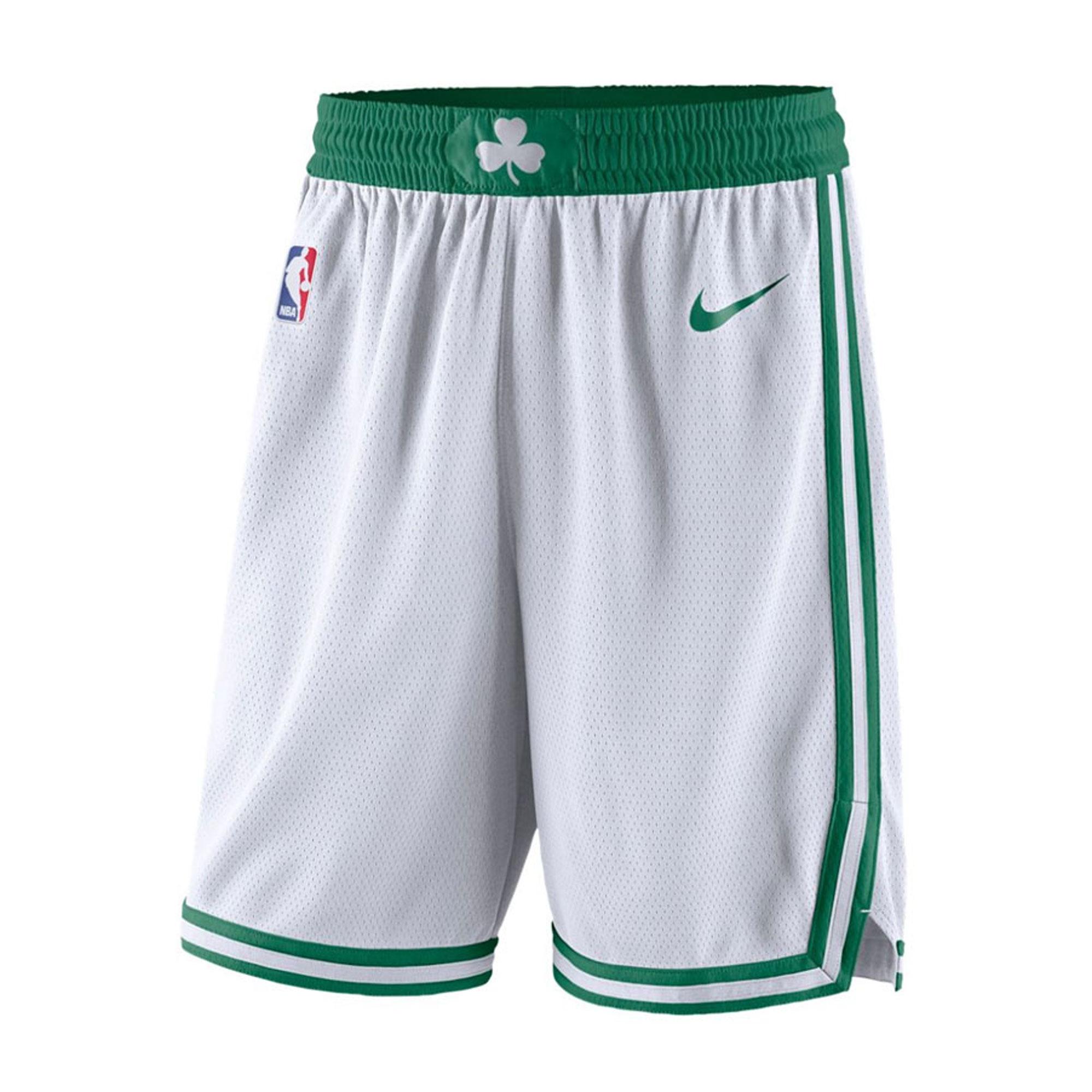 Boston Celtics Short (SRT-WHT-CELTICS)