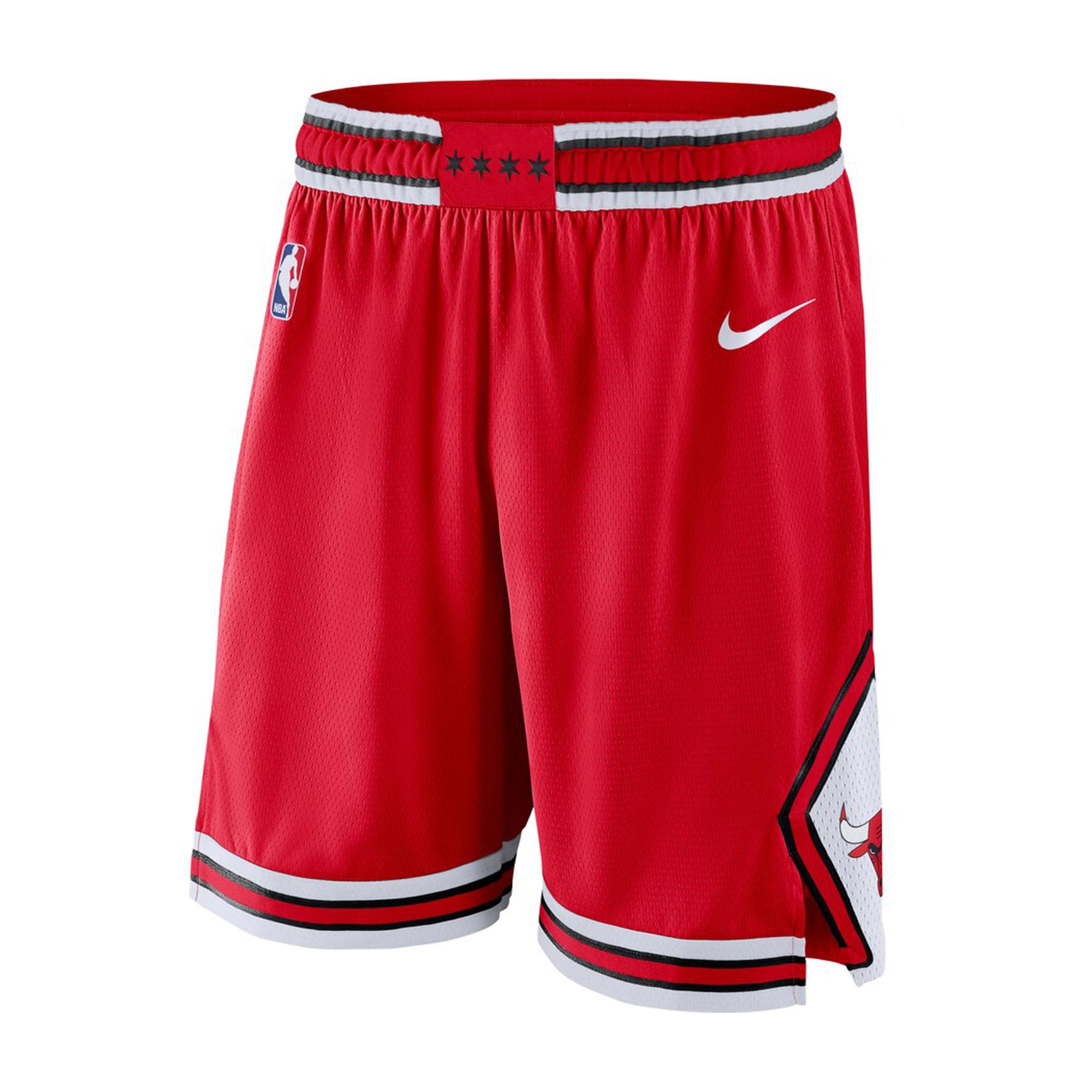 Chicago Bulls Short (SRT-RED-BULLS01)