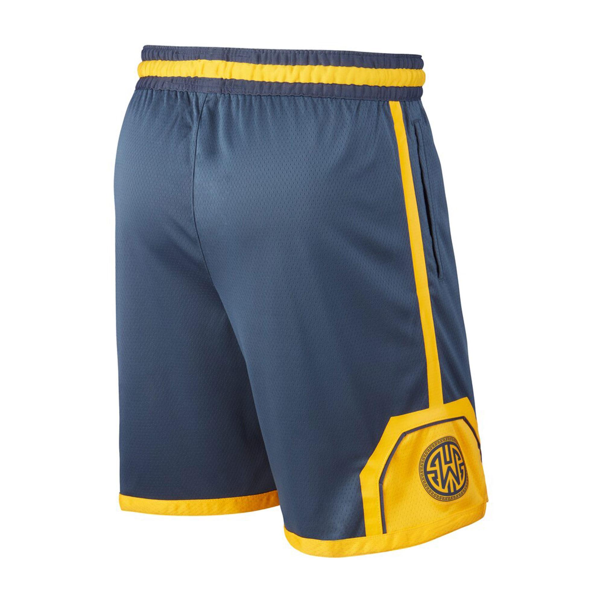 Golden State Warriors Short (SRT-NAVY-GSW)