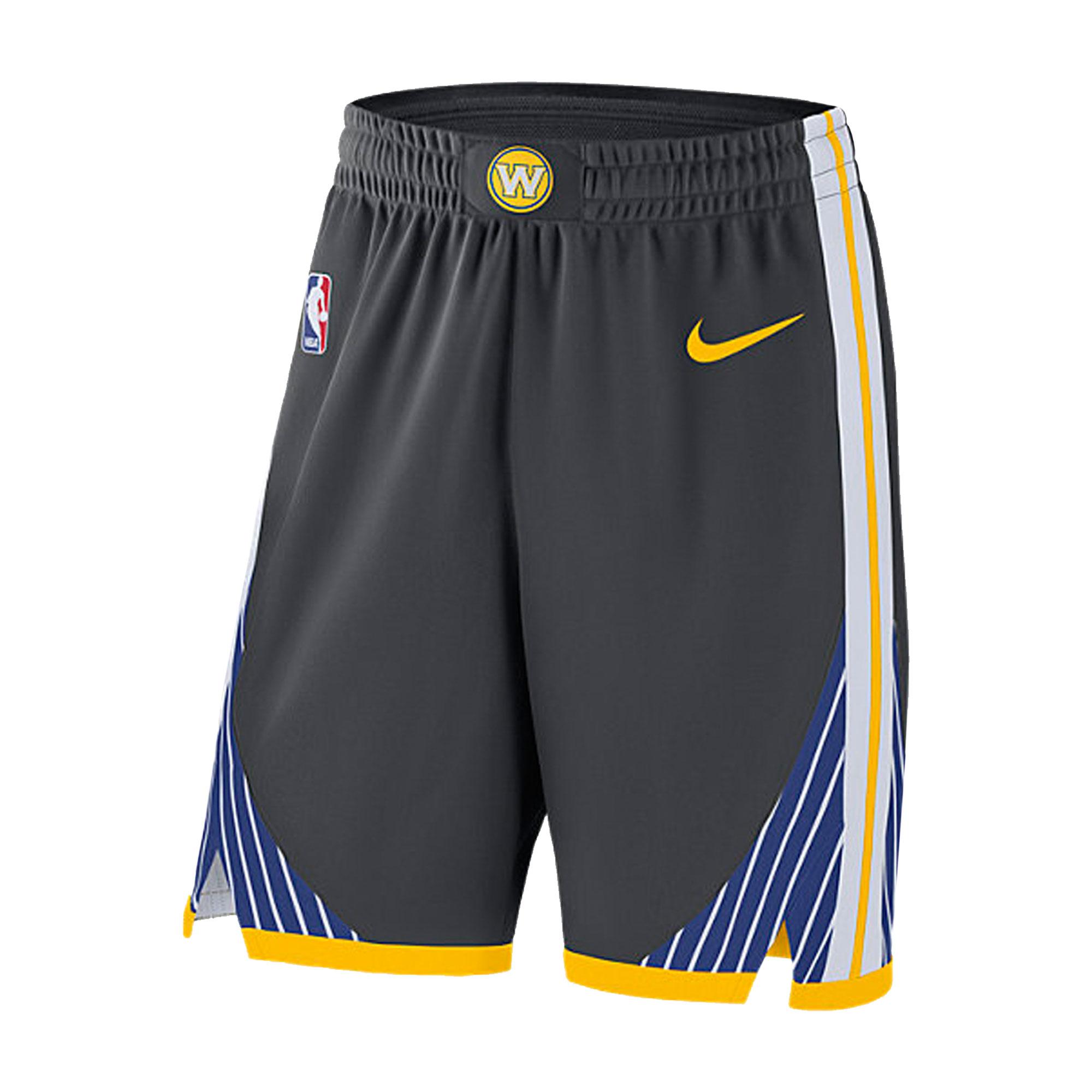 Golden State Warriors Short (SRT-BLC-GSW)
