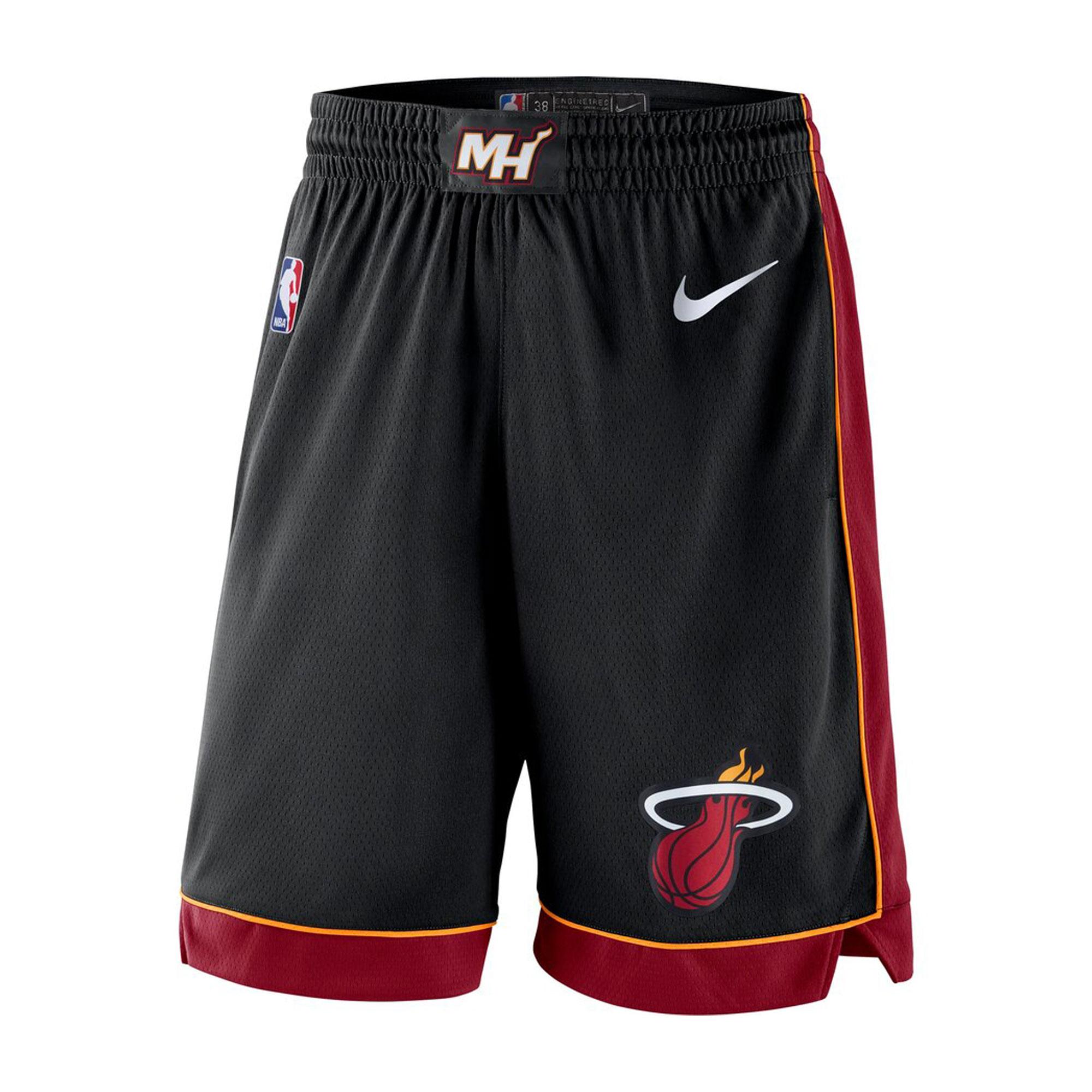 Miami Heat Short (SRT-BLC-HEAT1)