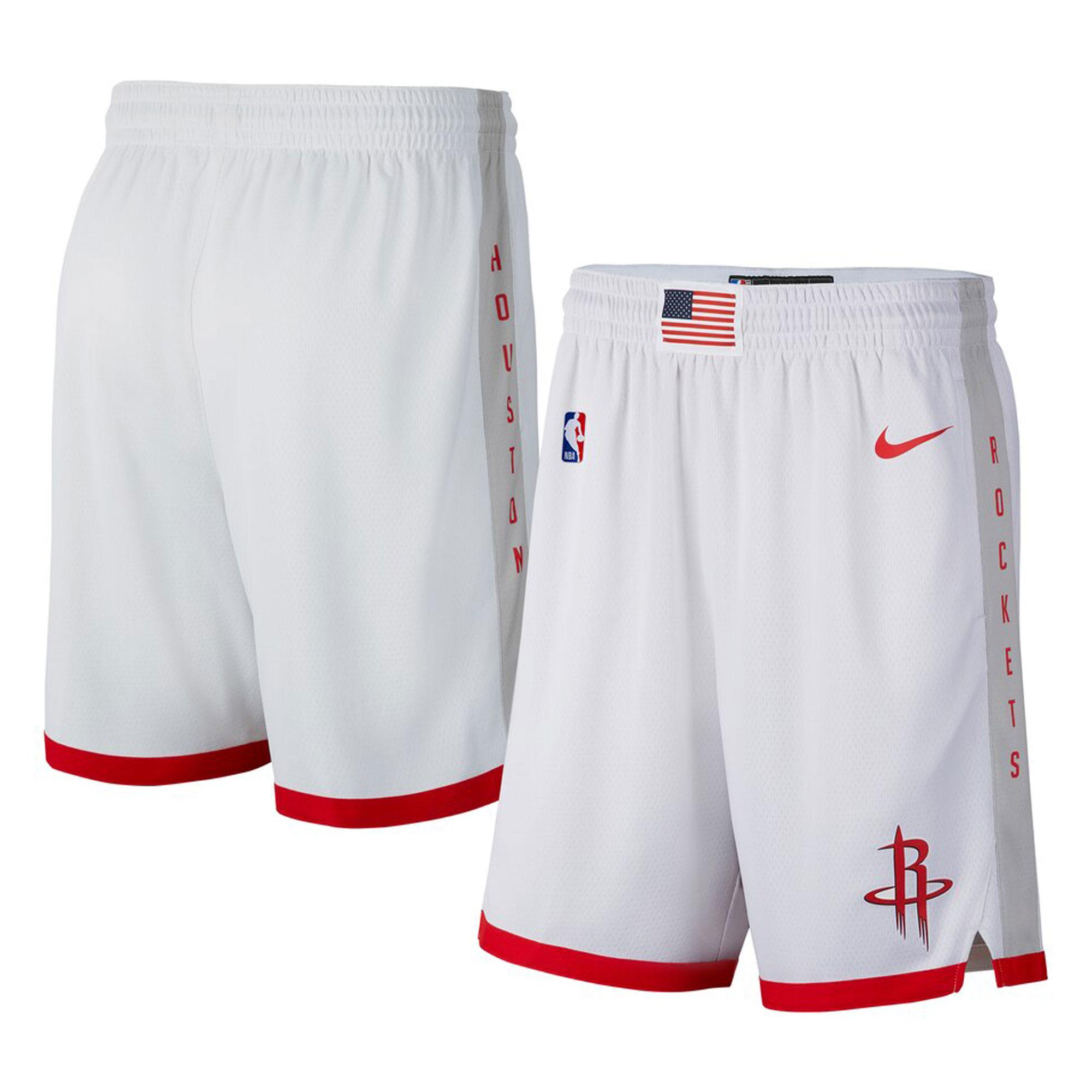 Houston Rockets Short (SRT-WHT-HOUSTON)