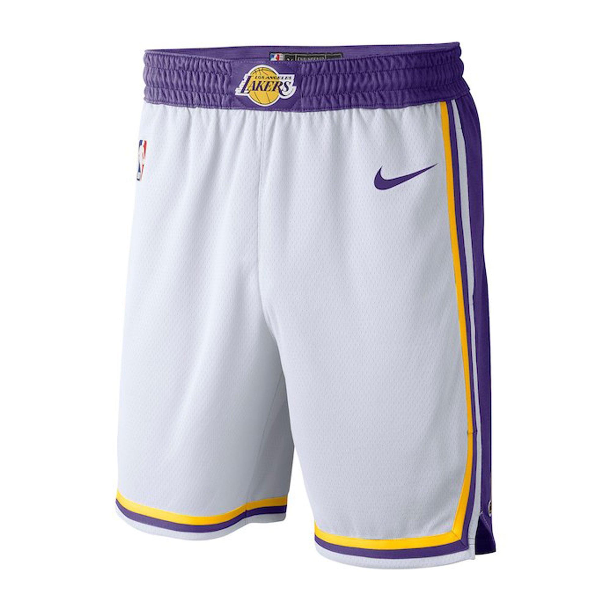 L.A. Lakers Short (SRT-WHT-LAKERS)