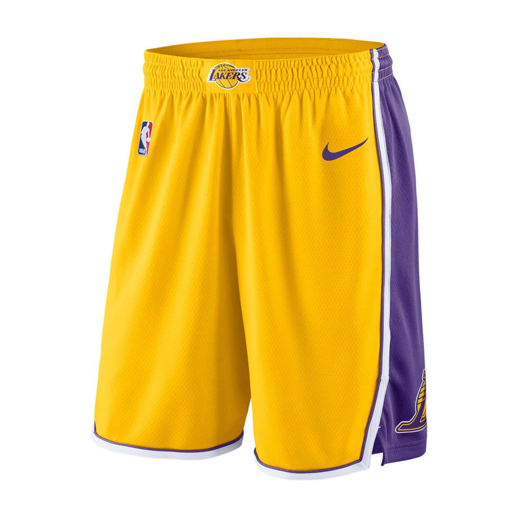 L.A. Lakers Short (SRT-YLW-LAKERS)