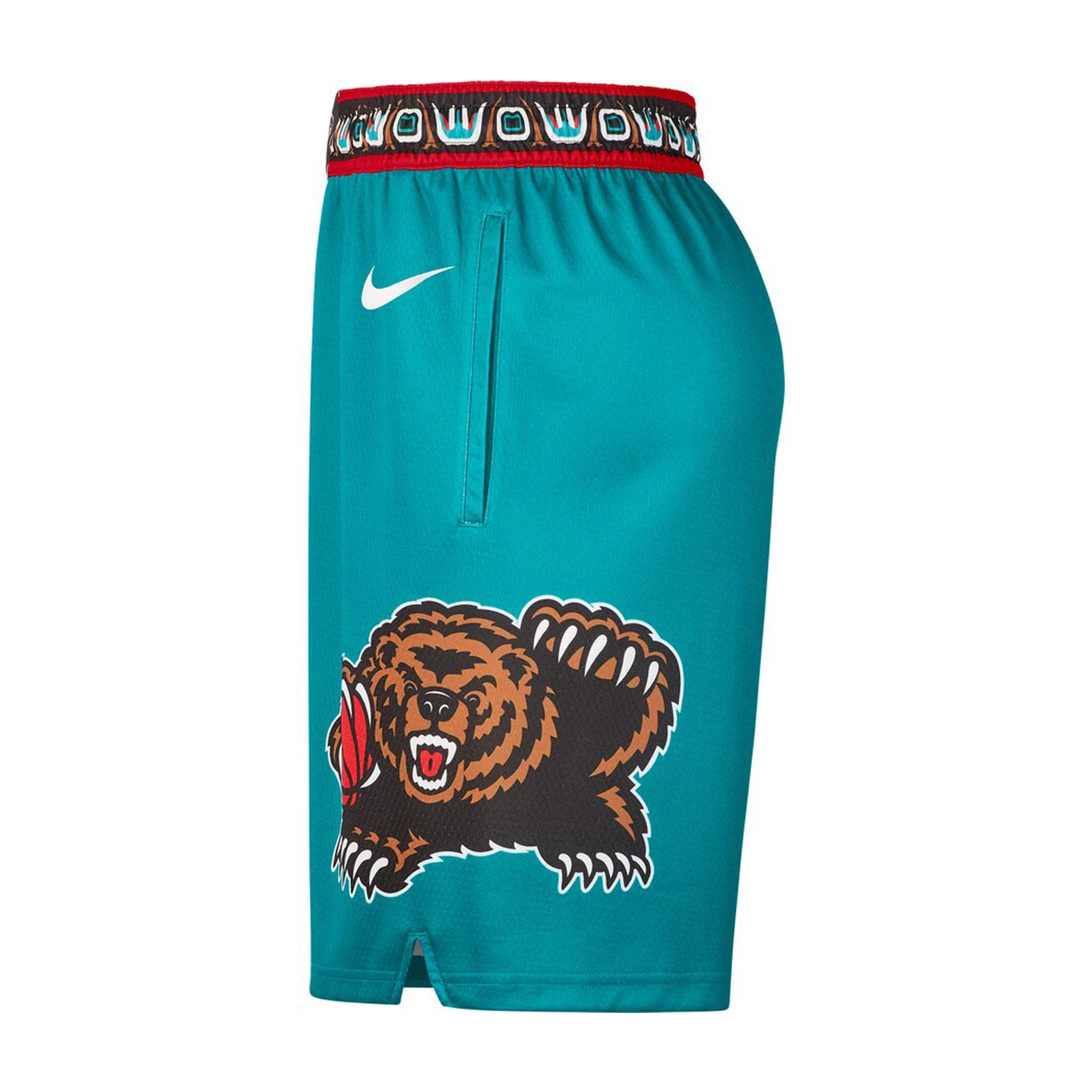 Memphis Grizzlies Short (SRT-GRN-MEMPHIS)