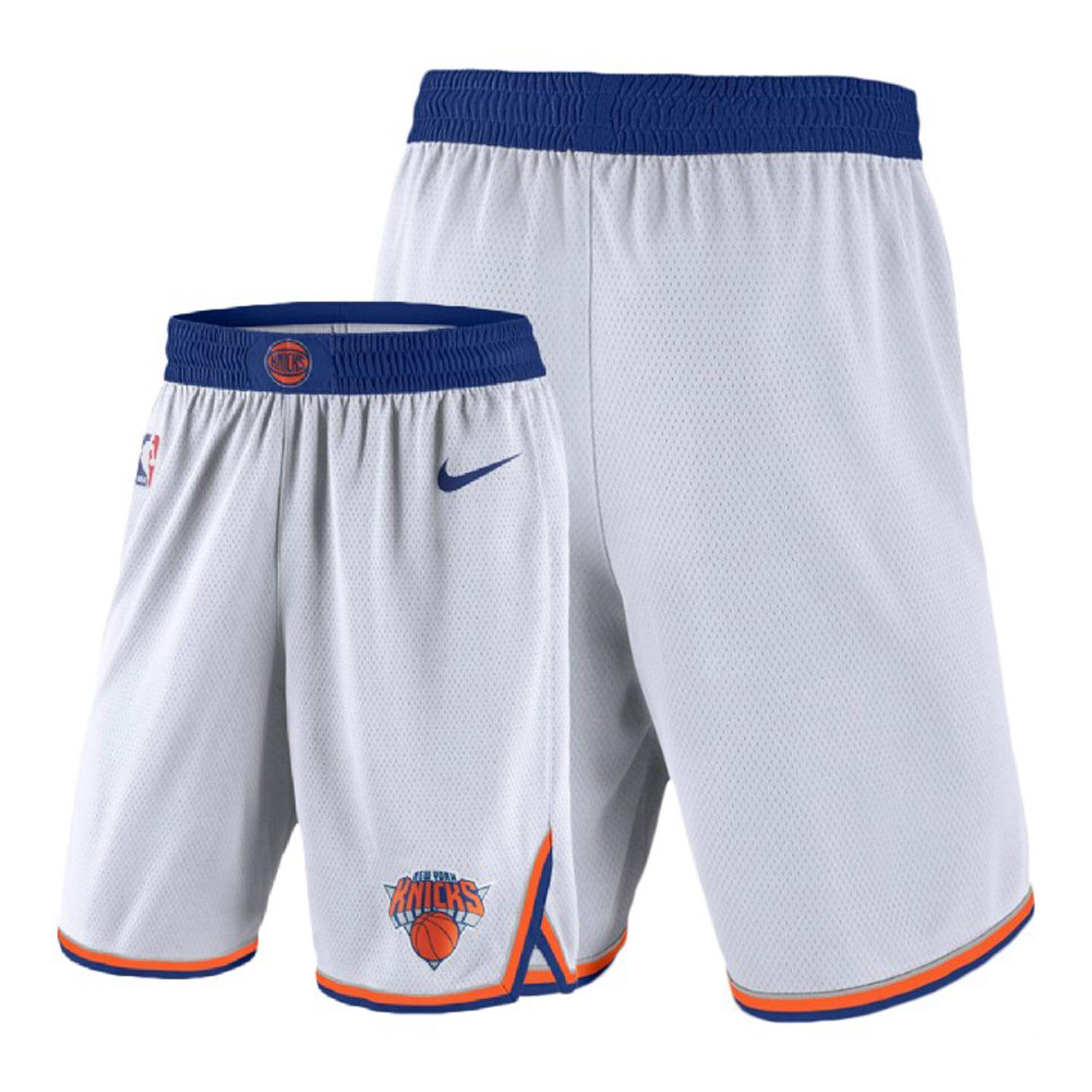New York Knicks Short (SRT-WHT-NYK)