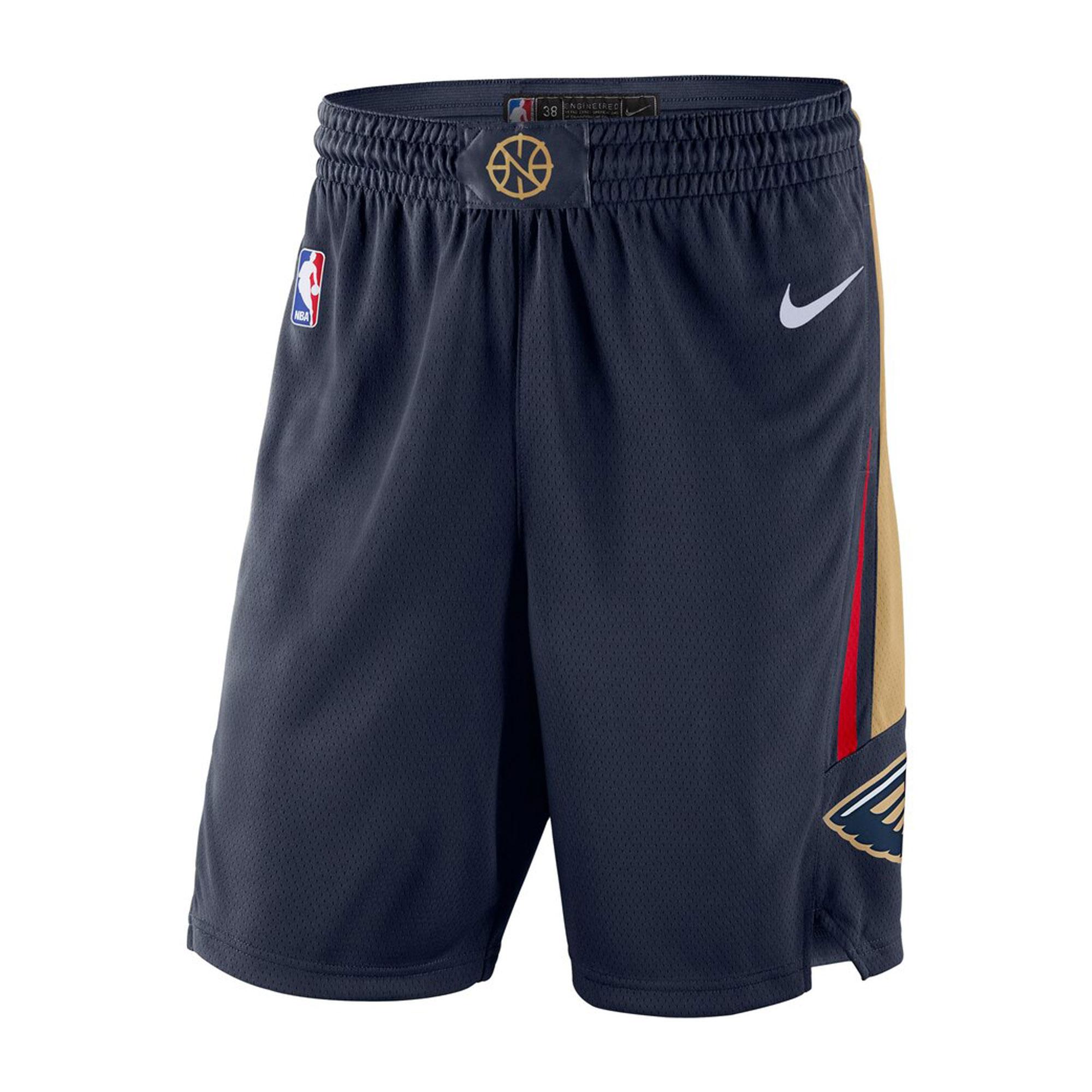 New Orleans Pelicans Short (SRT-NAVY-ORLEANS)