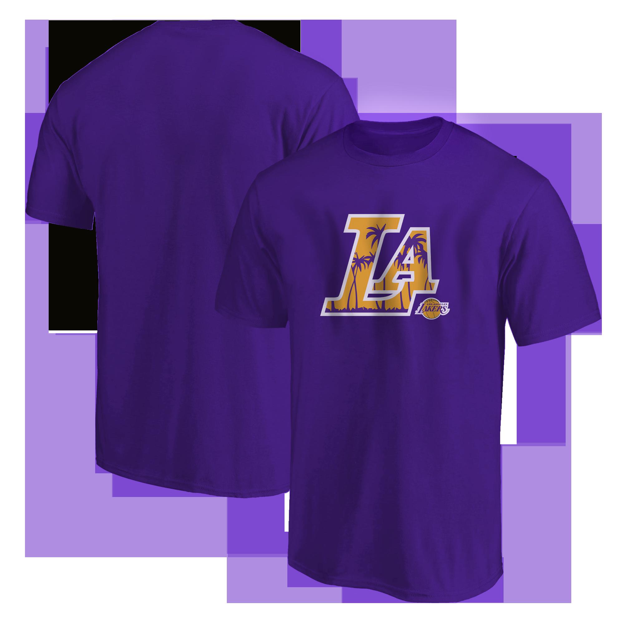 L.A. Lakers  Tshirt (TSH-PRP-NP-142-NBA-LAL-L.A.)