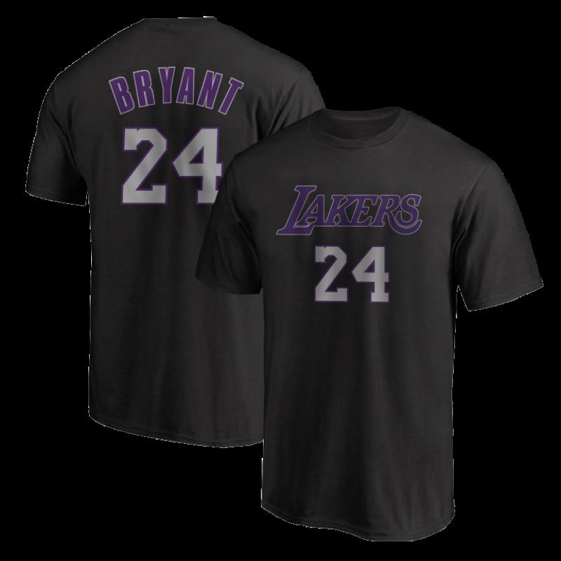 Kobe Bryant T-Shirt (TSH-YLW-100-PLYR-LAL-KOBE.FRM)