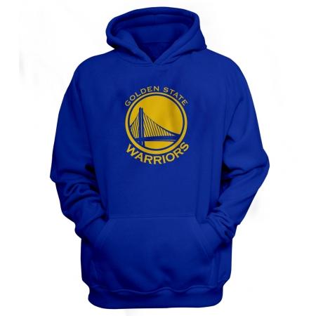 Golden State Warriors Hoodie (HD-BLC-104-NBA-GSW-LOGO)