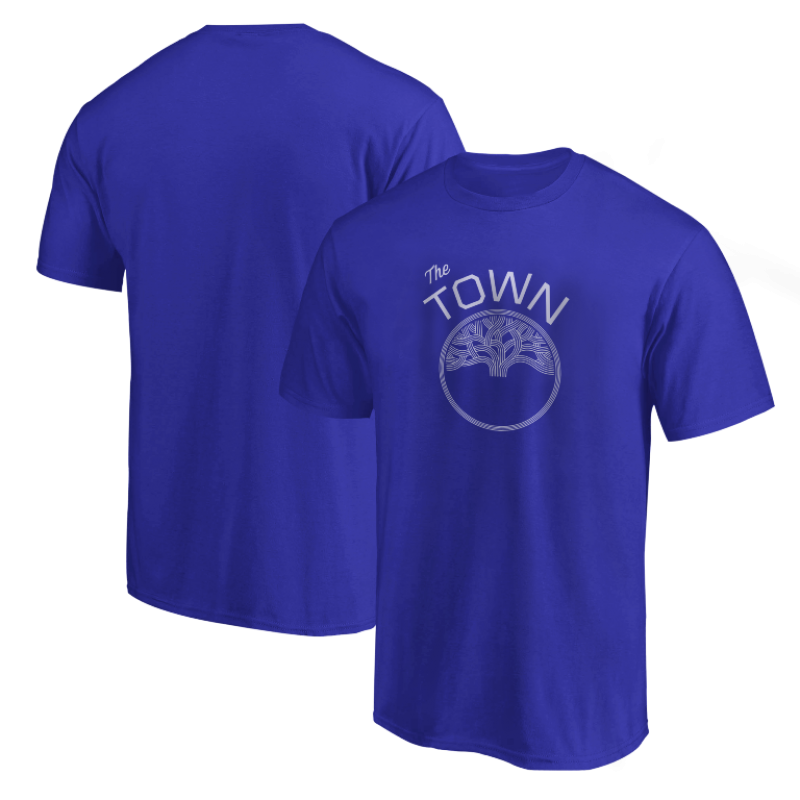 Golden State  Tshirt (TSH-BLC-NP-105-NBA-GSW-THE.TOWN)