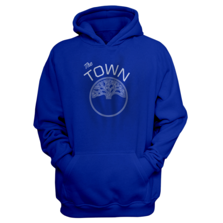 Golden State Warriors Golden State  Hoodie (HD-BLC-105-NBA-GSW-THE.TOWN)