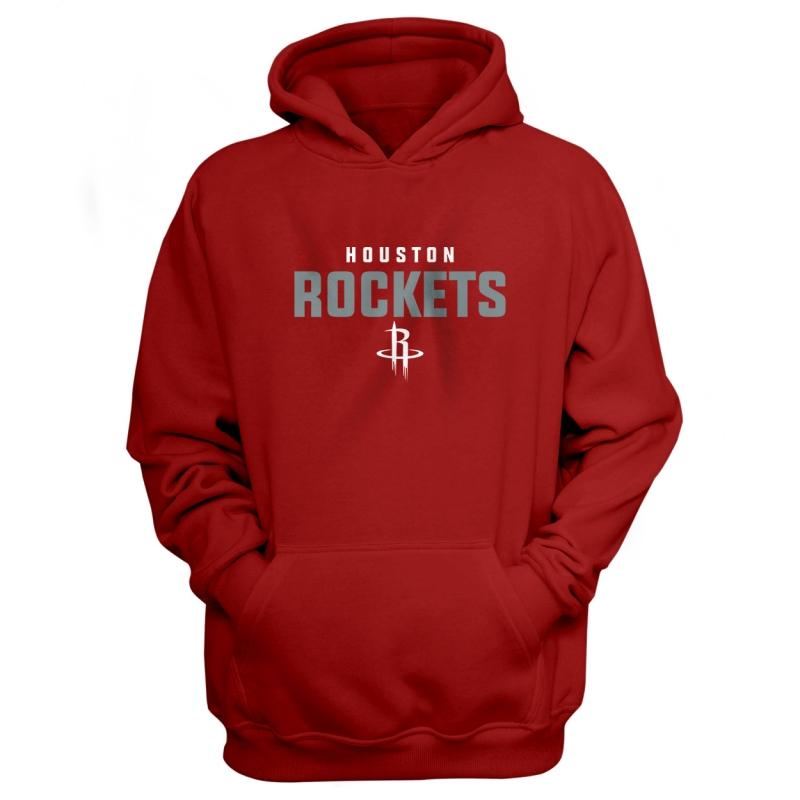 Houston Rockets Hoodie (HD-BLC-NP-108-NBA-HOU-ROCKETS.FLAT)