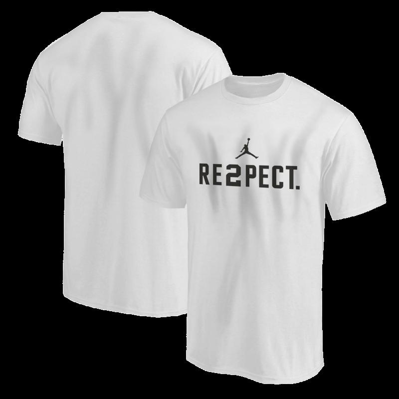 RE2PECT. Tshirt (TSH-YLW-NP-112-Respect-Siyah)