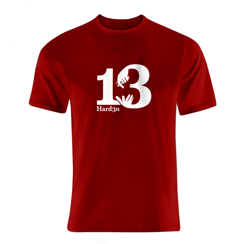 Houston Rockets James Harden Tshirt (TSH-BLC-113-PLYR-HARDEN.13.BYZ)