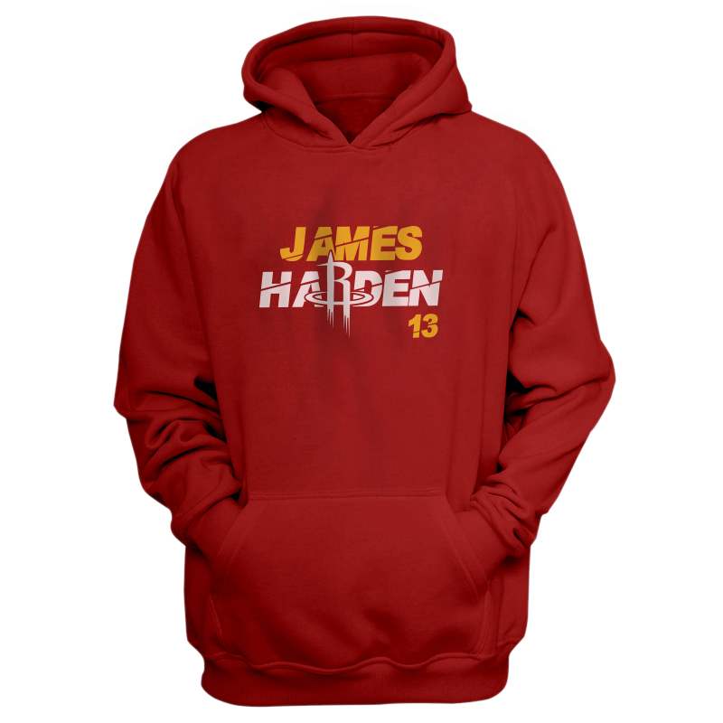 Houston Rockets James  Harden Hoodie (HD-BLC-117-PLYR-HOU-HARDEN.NEW.13)