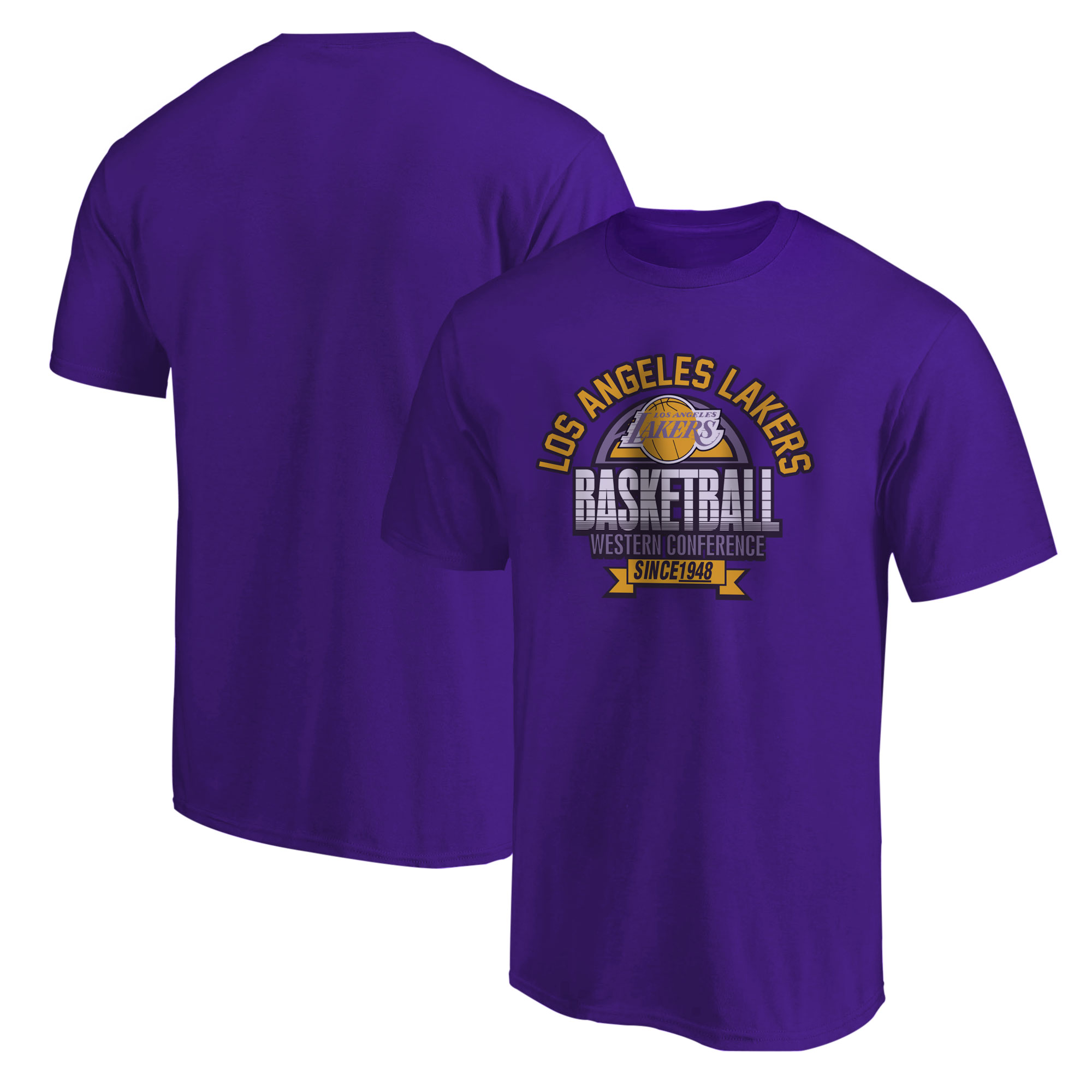 L.A.Lakers Since 1948 Tshirt (OUT-TSH-PRP-140-NBA-LAL-SINCE)