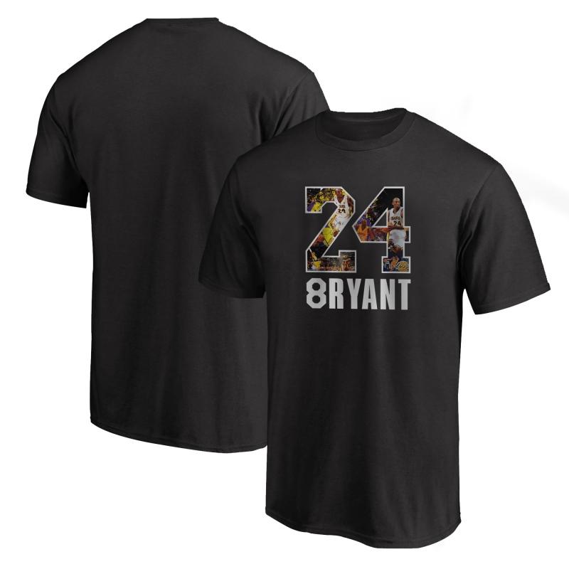 Kobe Bryant Tshirt (TSH-PRP-141-PLYR-LAL-KOBE.24-SIGN)