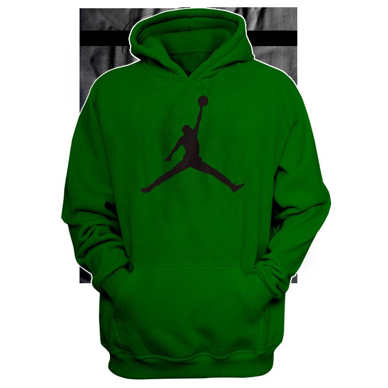 Air Jordan Hoodie (HD-GRN-NP-4-PLYR-JRDN-SYH)