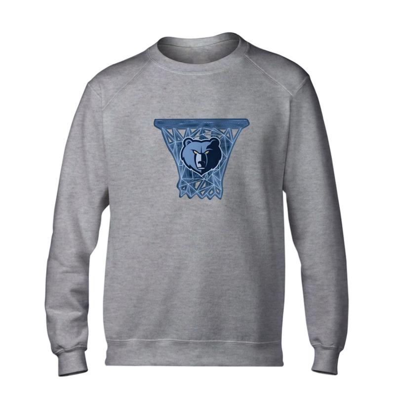 Memphis Grizzlies Basic (BSC-BLU-146-NBA-MEM-LOGO)