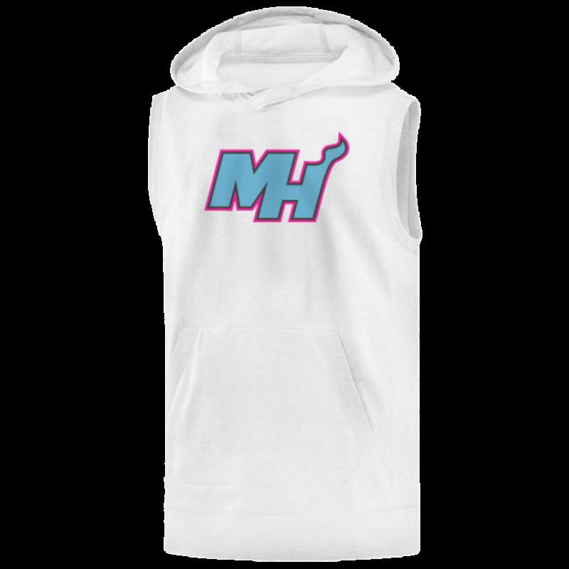 Miami Heat Sleeveless (KLS-GRY-147-NBA-MIA-MH)