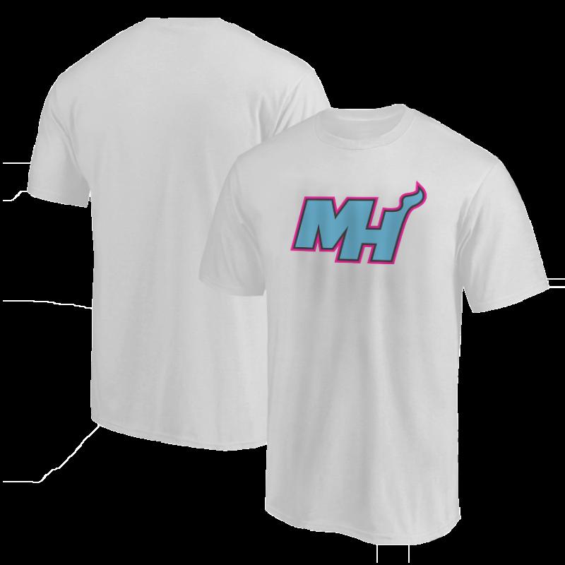 Miami Heat Tshirt (TSH-BLC-147-NBA-MIA-MH)