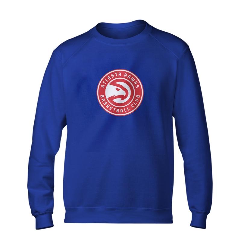 Atlanta Hawks New Logo Basic (BSC-BLC-15-NBA-ATL-CRCLE)