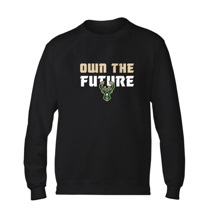 Milwaukee  Bucks Own The Future Basic (BSC-GRN-152-NBA-MIL-OWN.THE)