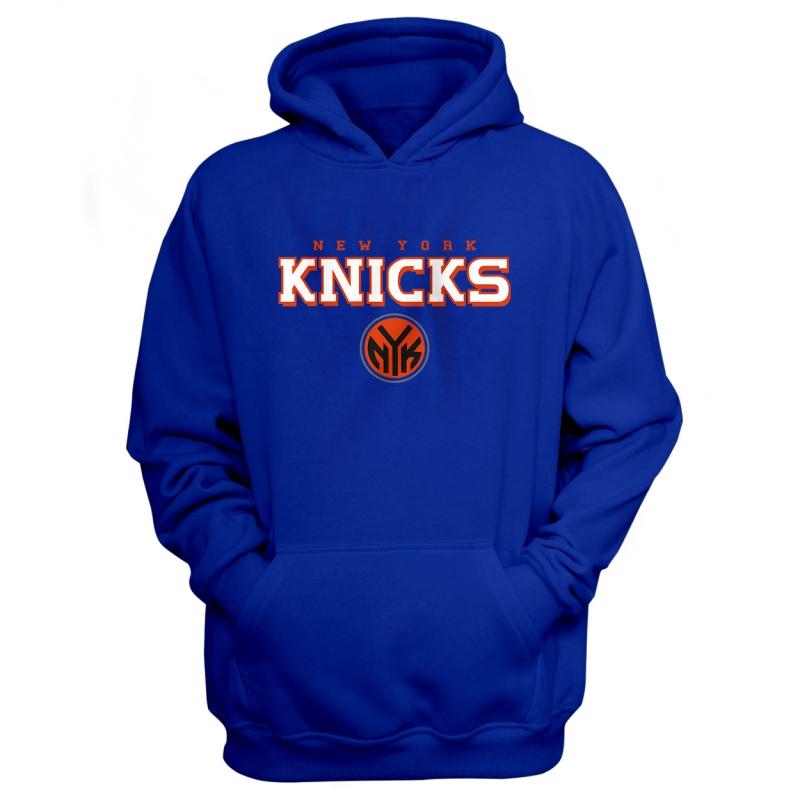 New York Knicks Hoodie (HD-BLC-168-NBA-NYK-KNICKS03)