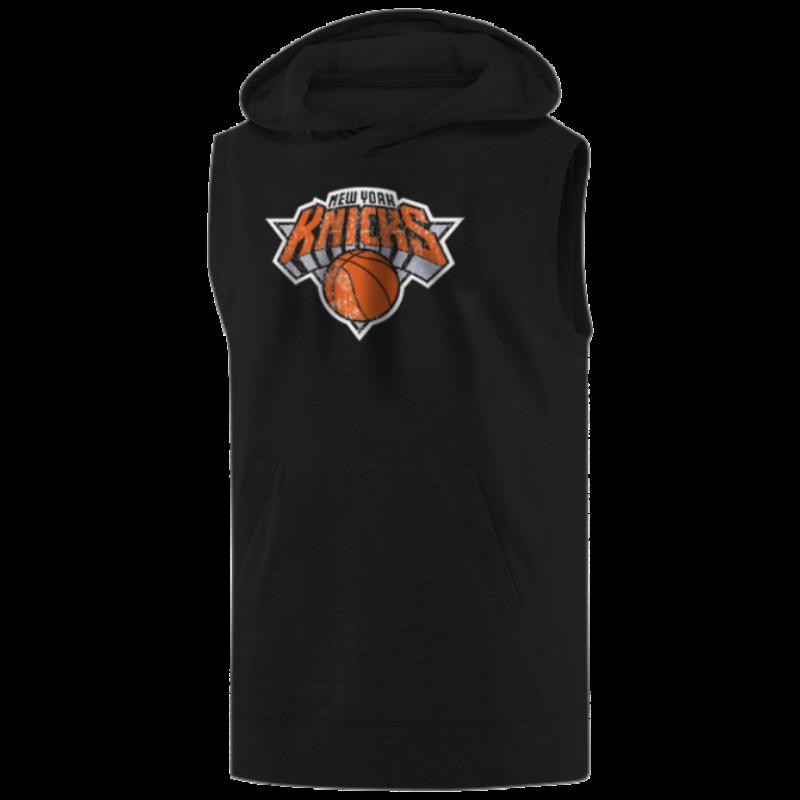 New York Knicks Sleeveless (KLS-GRY-169-NBA-NYK-RETRO.LOGO)