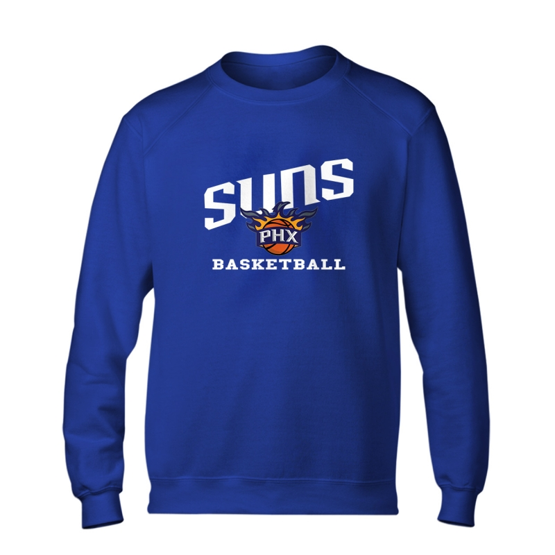 Phoenix Suns Suns Basketball Basic (BSC-BLC-188-NBA-PHO-BASKETBALL)