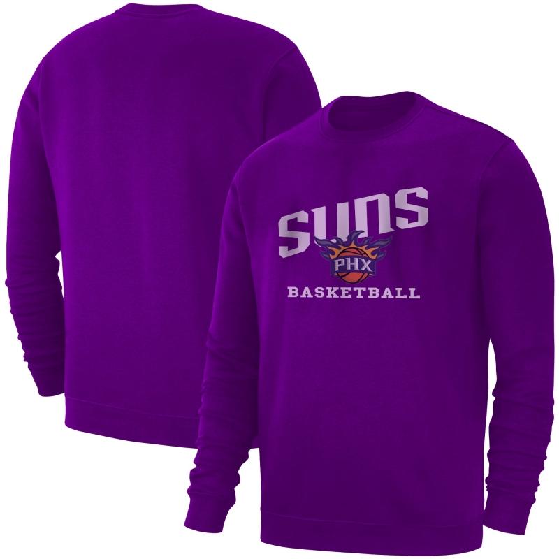 Suns Basketball Basic (BSC-BLC-NP-188-NBA-PHO-BASKETBALL)