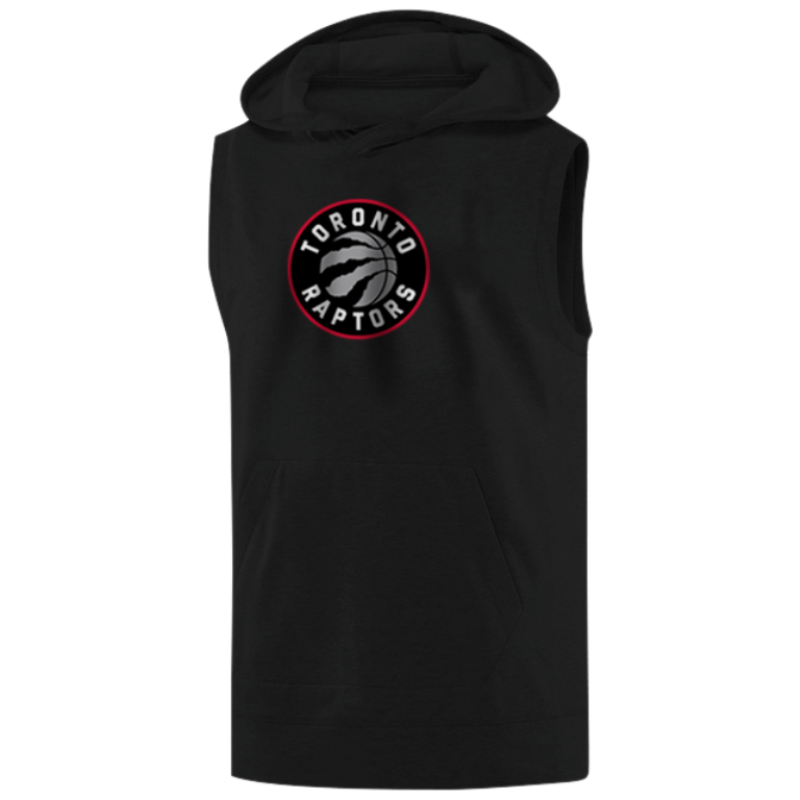 Toronto Raptors Sleeveless (KLS-GRY-NP-197-NBA-TOR-LOGO)