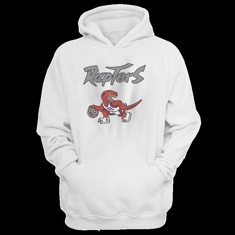 Toronto Raptors Hoodie (HD-BLC-198-NBA-TOR-RAPTORS.LOGO)