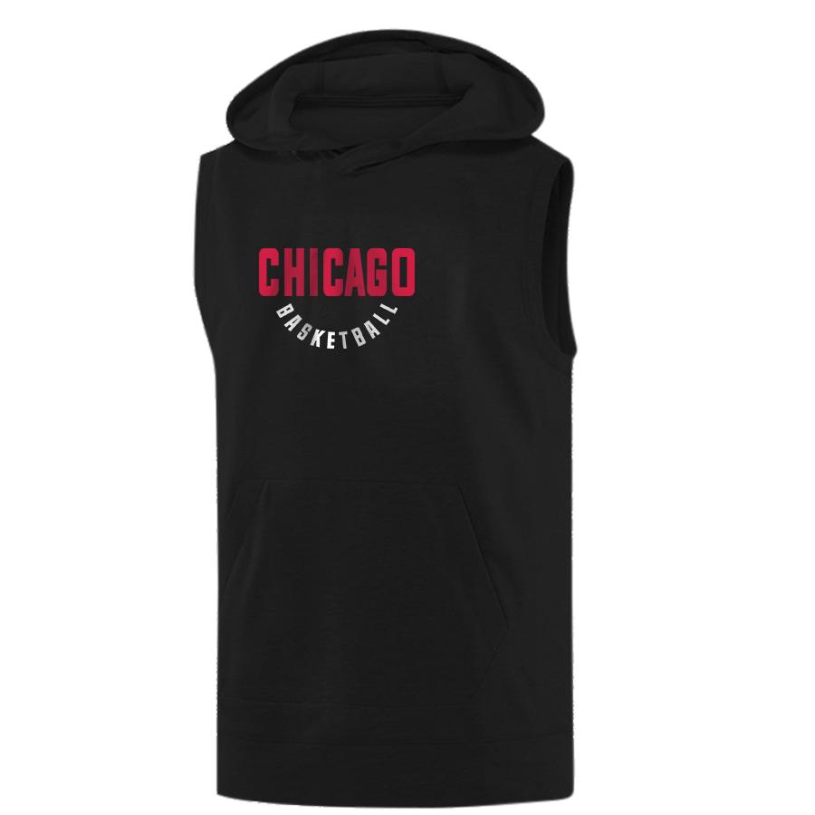Chicago Sleeveless (KLS-BLC-NP-258-NBA-CHI-WARM.UP)