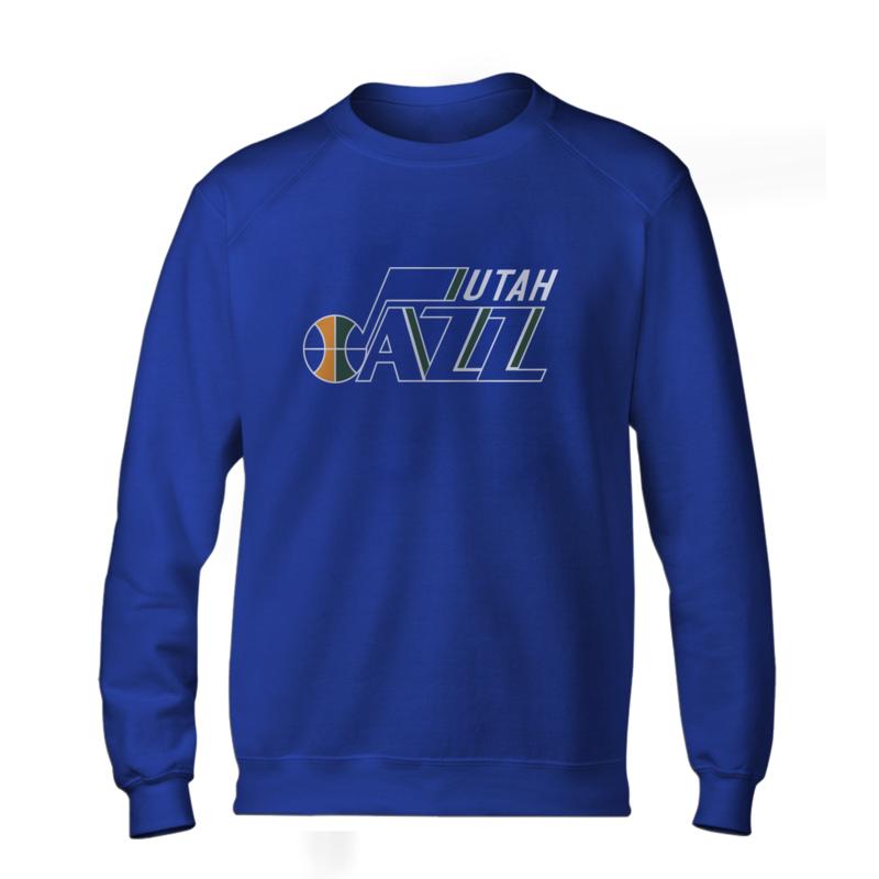Utah Jazz Basic (BSC-BLC-201-NBA-UTH-LOGO.2)