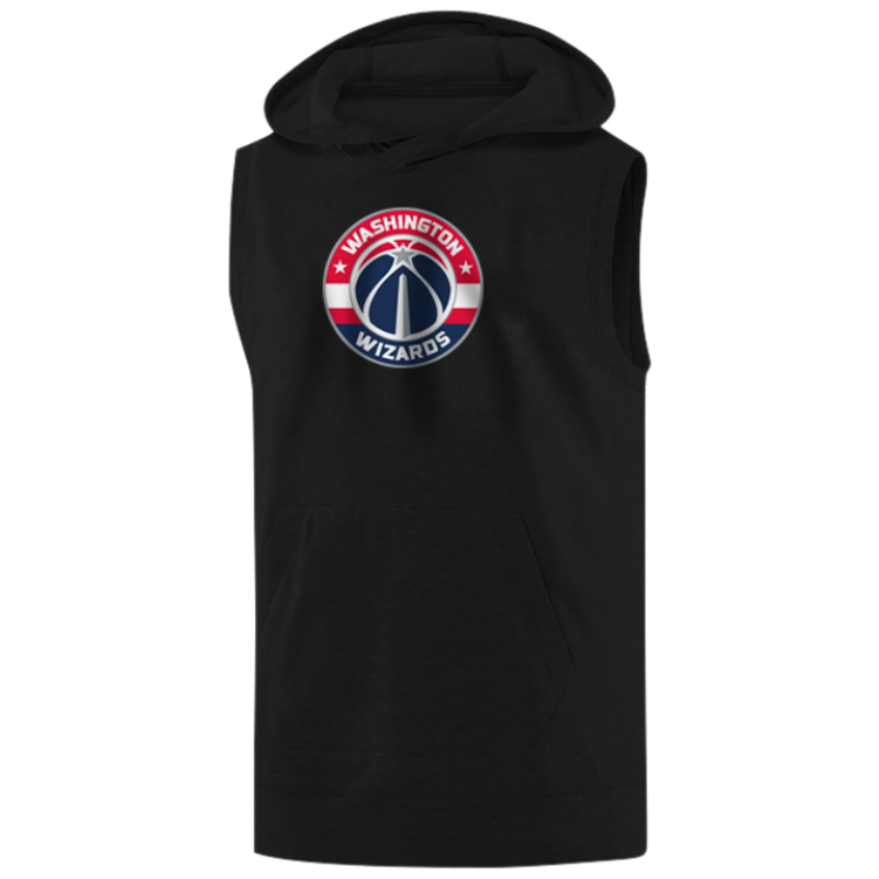 Washington Wizards Sleeveless (KLS-GRY-204-NBA-WSH-LOGO)