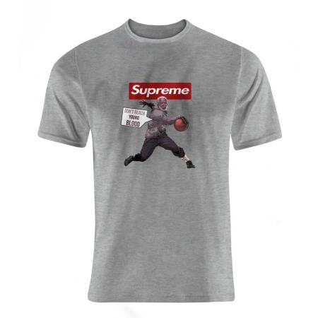 Brooklyn Nets Kyrie Irving Tshirt (Supreme) (TSH-BLC-NP-210-PLYR-KYRIE.SUPREME)