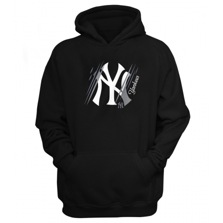 MLB New York Yankees Hoodie (HD-BLU-215-NFL-NYK-YANKEES)