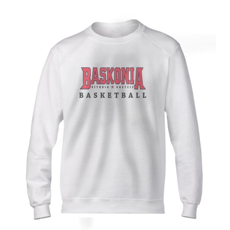 Baskonia Basic (BSC-GRY-228-EURO-BASK-FLAT)