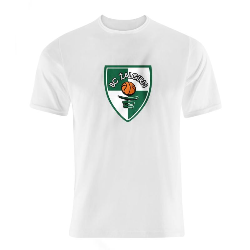 Euroleague Zalgiris Kaunas Tshirt (TSH-BLC-230-EURO-ZALG-LOGO)