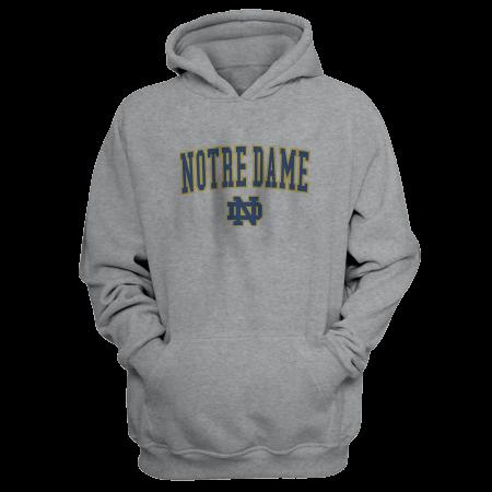 Notredame Hoodie (HD-BLU-234-NCAA-NOTRE-LOGO)